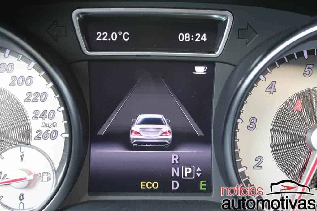 mercedes-benz-cla-200-avaliacao-NA-89 Mercedes-Benz CLA 200 First Edition tem muito estilo, mas seu preço é exagerado
