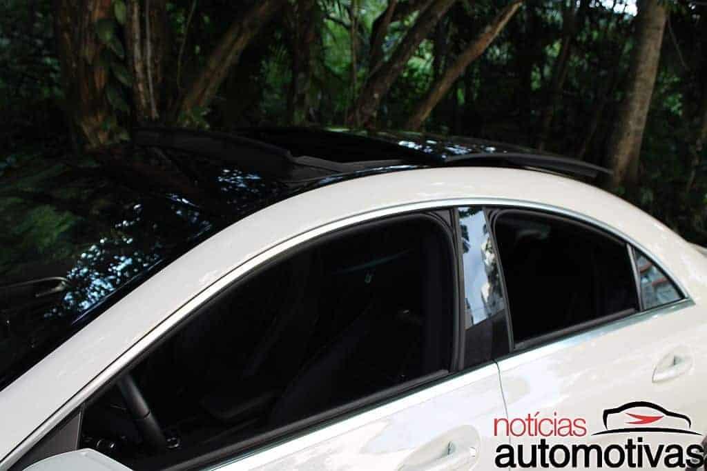 mercedes-benz-cla-200-avaliacao-NA-94 Mercedes-Benz CLA 200 First Edition tem muito estilo, mas seu preço é exagerado