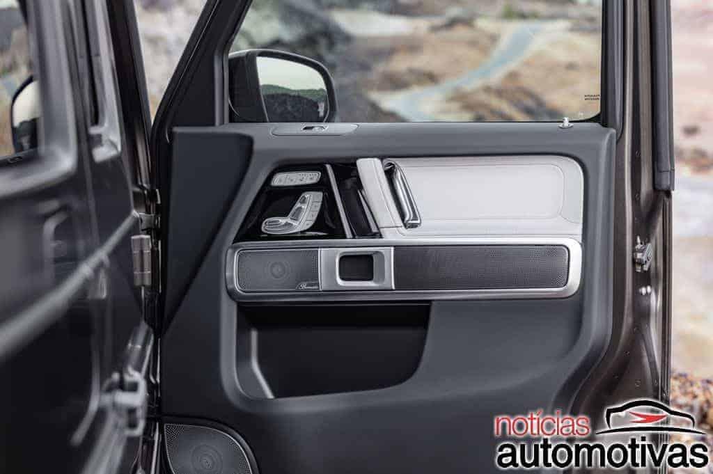mercedes-benz-classe-g-2019-interior-5 Mercedes-Benz revela interiores dos novos Classe A e Classe G 2019