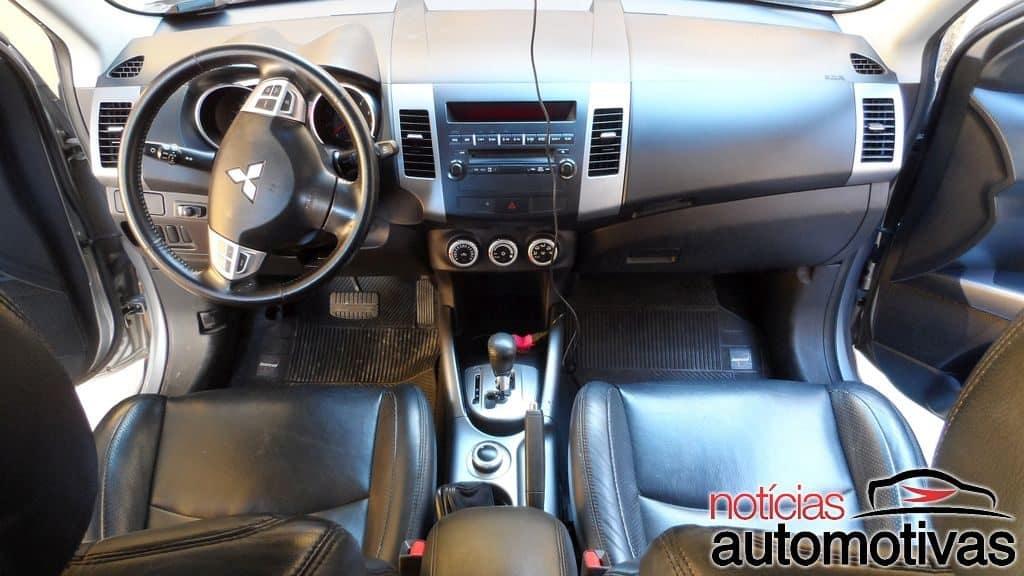 mitsubishi-outlander-2011-usado-da-semana-8-1024x576 Carro da semana, opinião do dono: Mitsubishi Outlander 2011