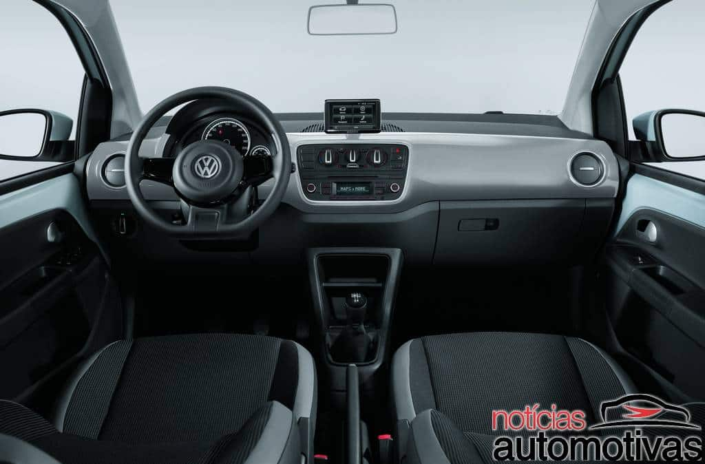 move up 41 Novo Volkswagen up! 2014: tudo sobre o novo popular