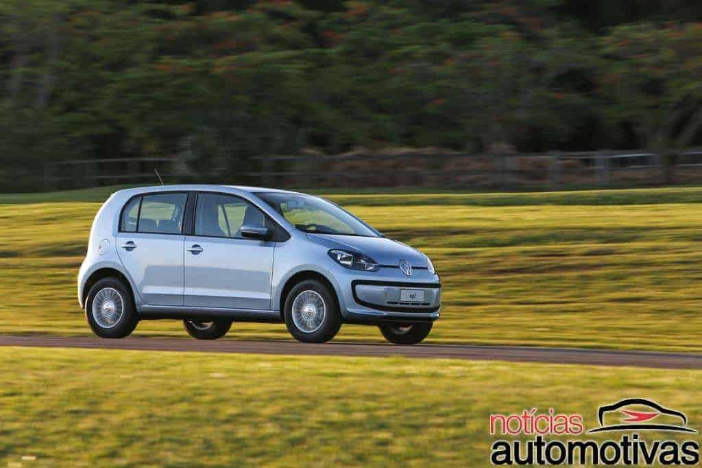 move-up Novo Volkswagen up! 2014: tudo sobre o novo popular
