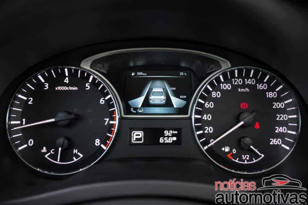 nissan-altima-avaliacao-NA-18 Nissan Altima apresenta bom consumo em nossa avaliação