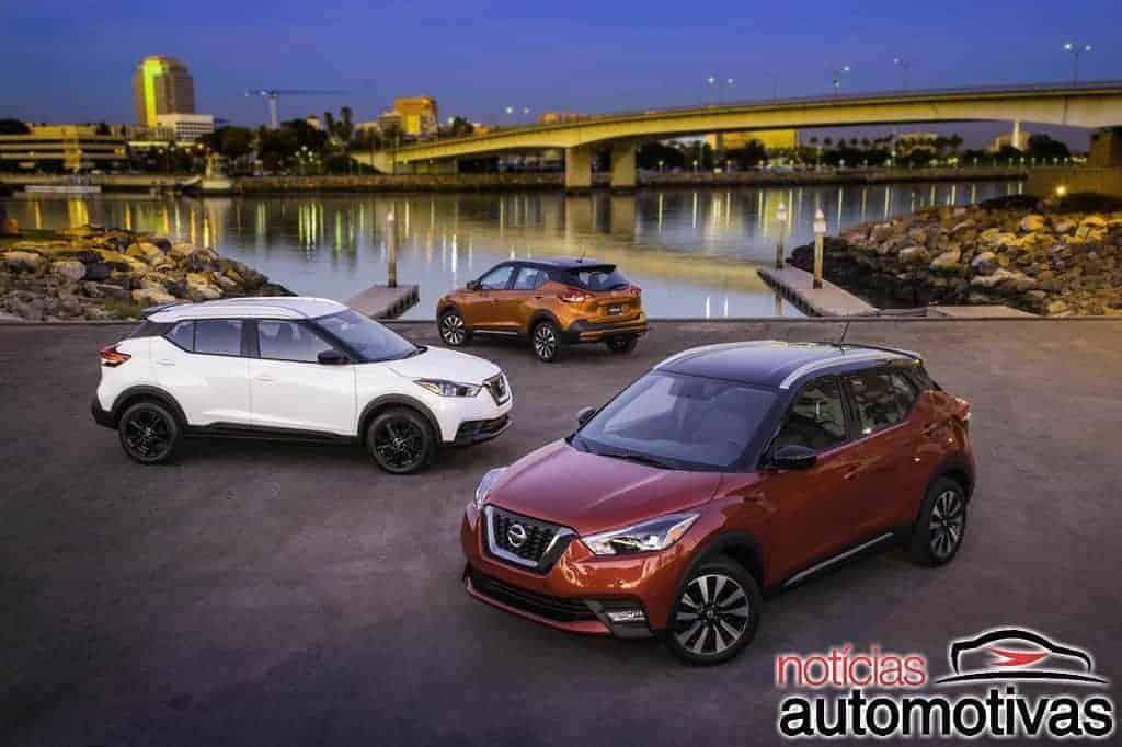 nissan-kicks-eua-1 Nissan Kicks finalmente chega aos EUA e com motor 1.6 de 125 cv