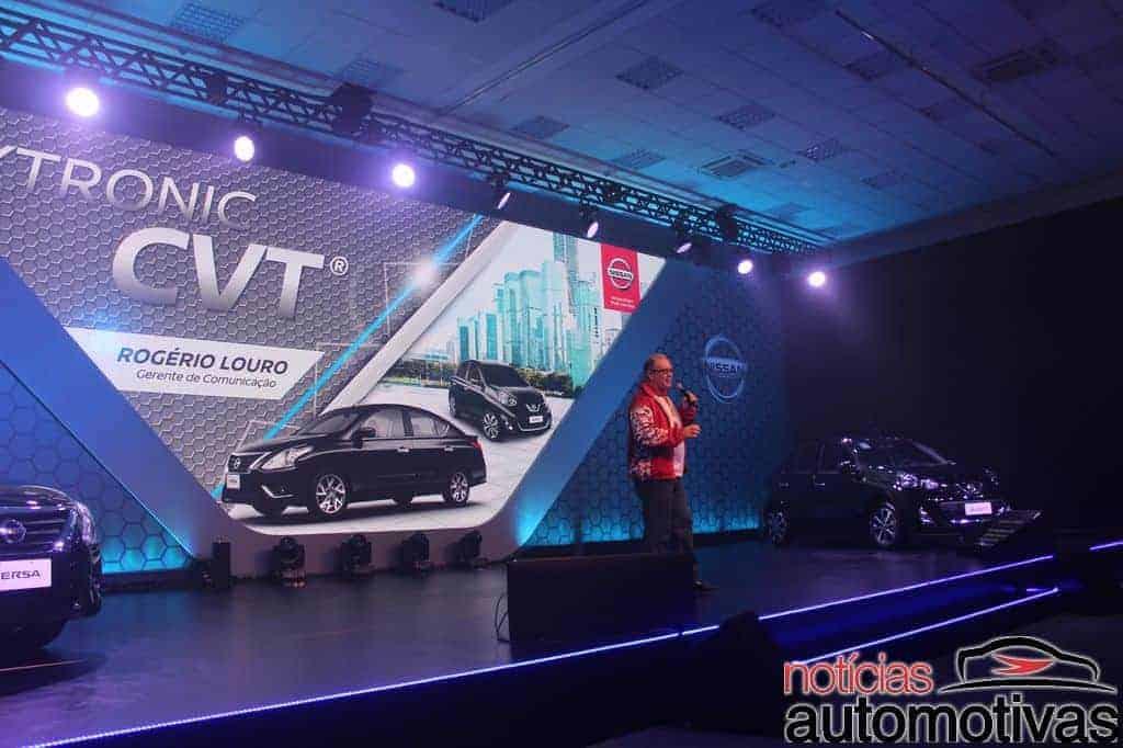 nissan march versa 2017 impressões NA 1 - Nissan March e Versa 2017 ganham câmbio CVT - Impressões ao dirigir