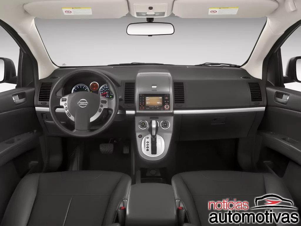 nissan-sentra-2012-5 Nissan Sentra 2012 chega com preços a partir de 54.990 reais