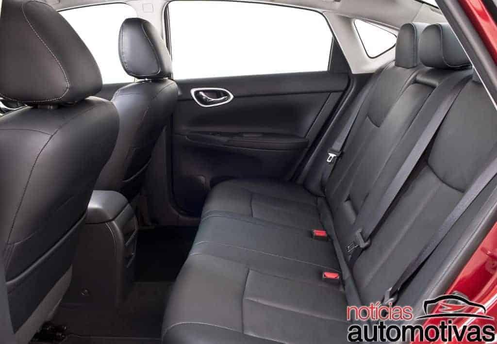 nissan-sentra-2017-impressões-NA-103 Novo Nissan Sentra 2017 chega a partir de R$ 79.990 - Confira impressões ao dirigir