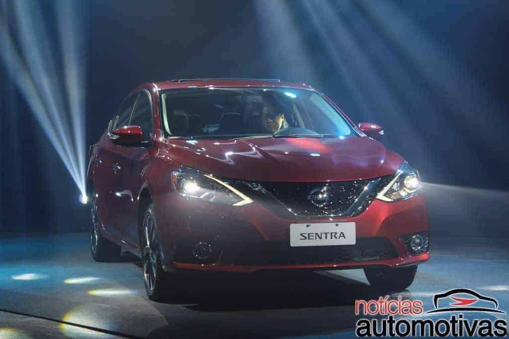nissan-sentra-2017-impressões-NA-12 Novo Nissan Sentra 2017 chega a partir de R$ 79.990 - Confira impressões ao dirigir