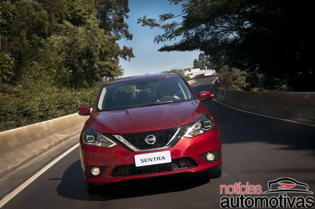 nissan-sentra-2017-impressões-NA-7 Novo Nissan Sentra 2017 chega a partir de R$ 79.990 - Confira impressões ao dirigir