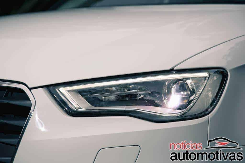 novo audi a3 sportback fotos avaliacao 10 - Audi A3 Sportback: sobra carro, faltam equipamentos