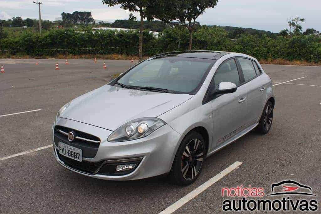 Impress 245 Es Do Novo Fiat Bravo 2016 Not 237 Cias Automotivas