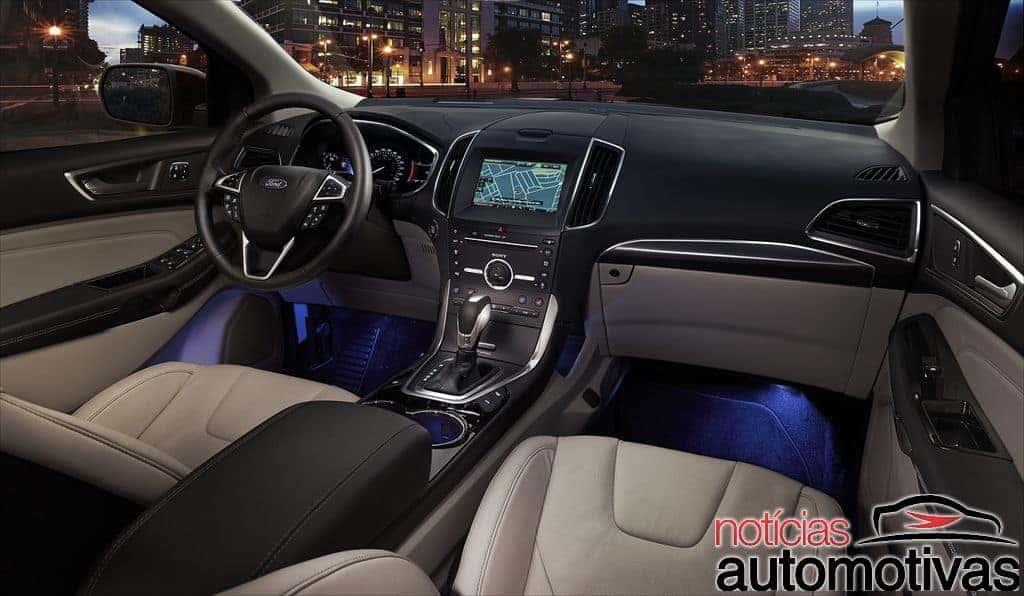 novo-ford-edge-NA-68 Novo Ford Edge: Detalhes e impressões ao dirigir