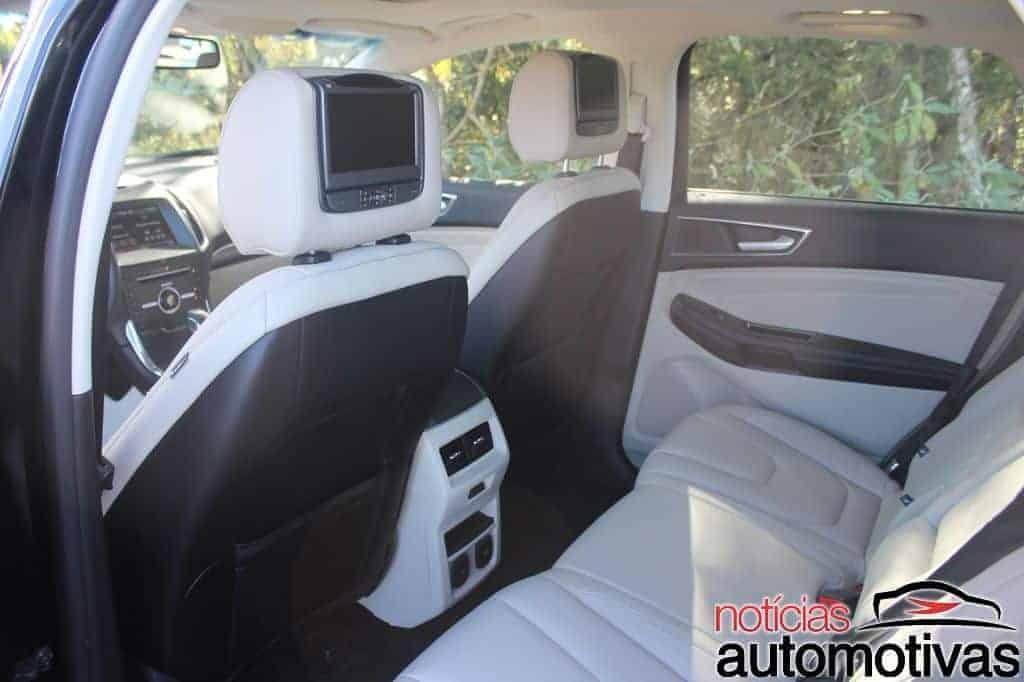 novo-ford-edge-impressões-NA-69 Novo Ford Edge: Detalhes e impressões ao dirigir