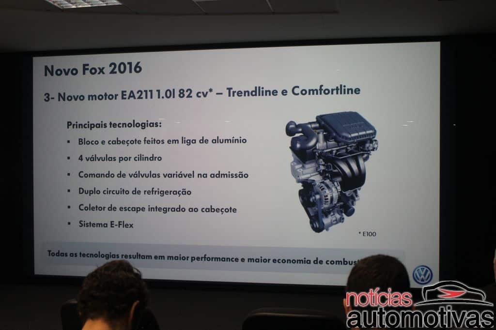 novo-fox-2016-apresentação-NA-7 Novo Fox 2016 apresenta multimídia com MirrorLink, Car Play e Android Auto