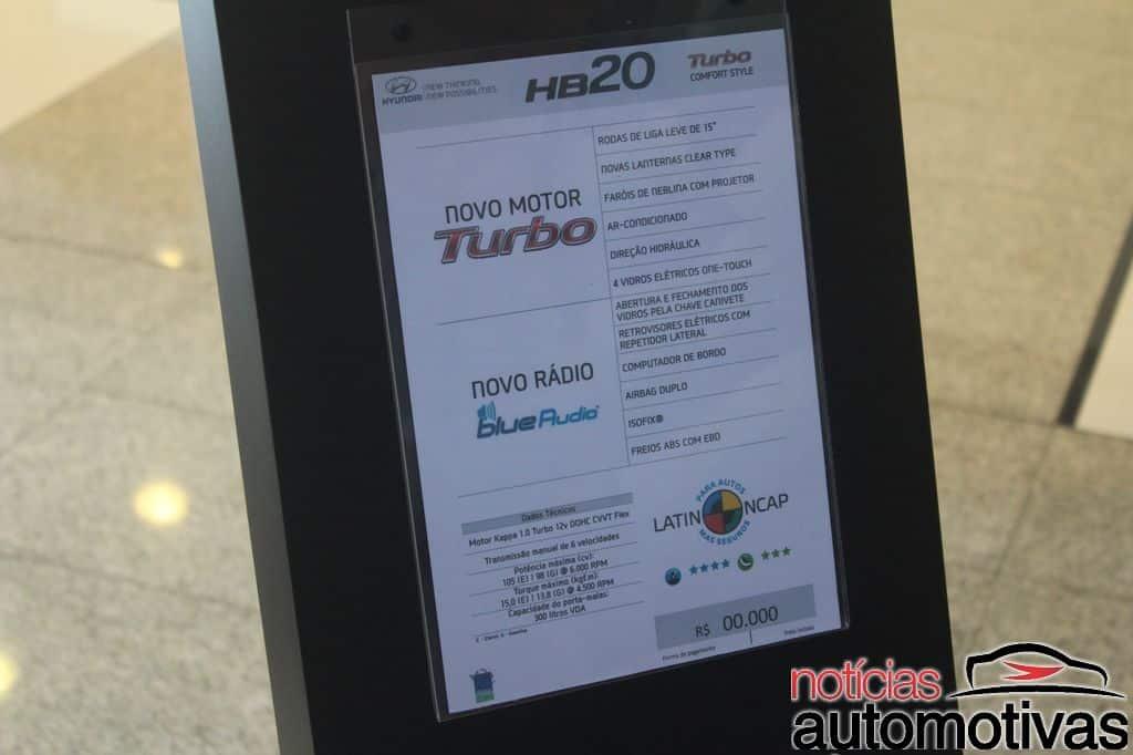 novo-hb20-turbo-impressões-NA-5 Novo HB20 Turbo: Impressões ao dirigir