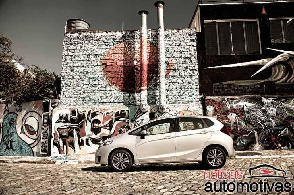 novo-honda-fit-exl-avaliacao-9 Avaliação Novo Honda Fit: de PF caprichado a refeição chique
