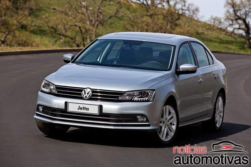 novo-jetta-2015-highline-NA-5-700x463 Volkswagen Jetta 2015 chega em abril com visual renovado e preços a partir de R$ 75.000