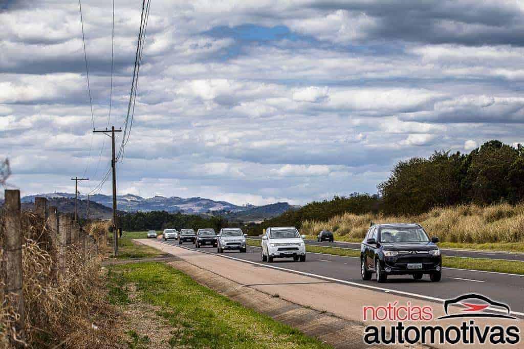 novo-mitsubishi-outlander-2014-fotos-39 Novo Mitsubishi Outlander 2014 chega com preços a partir de R$ 102.990 - confira nossas impressões