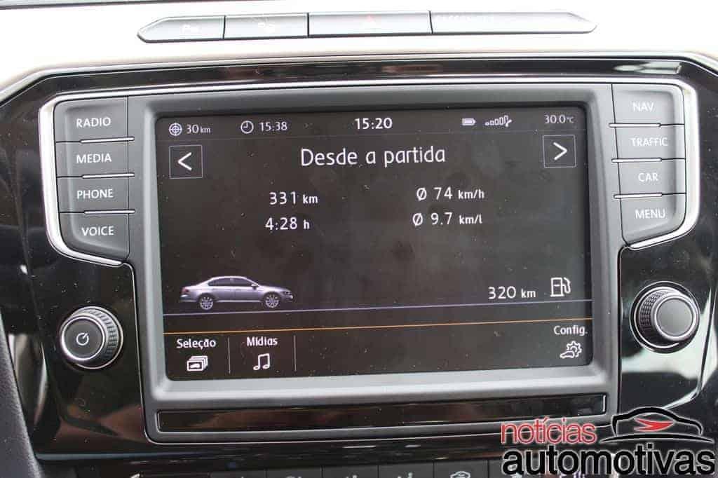 novo-passat-2016-impressões-NA-46 Novo Volkswagen Passat 2016: Impressões ao dirigir