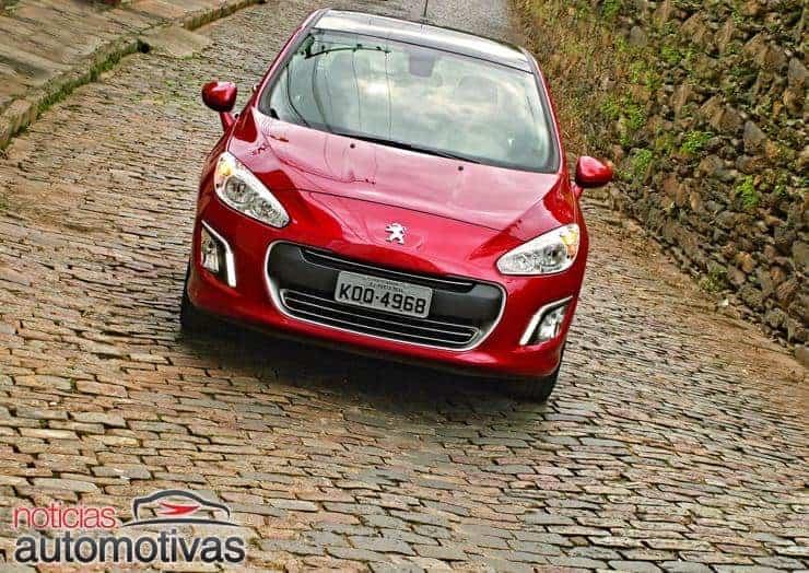 novo peugeot 308 fotos avaliacao completa 1 Novo Peugeot 308: avaliação completa