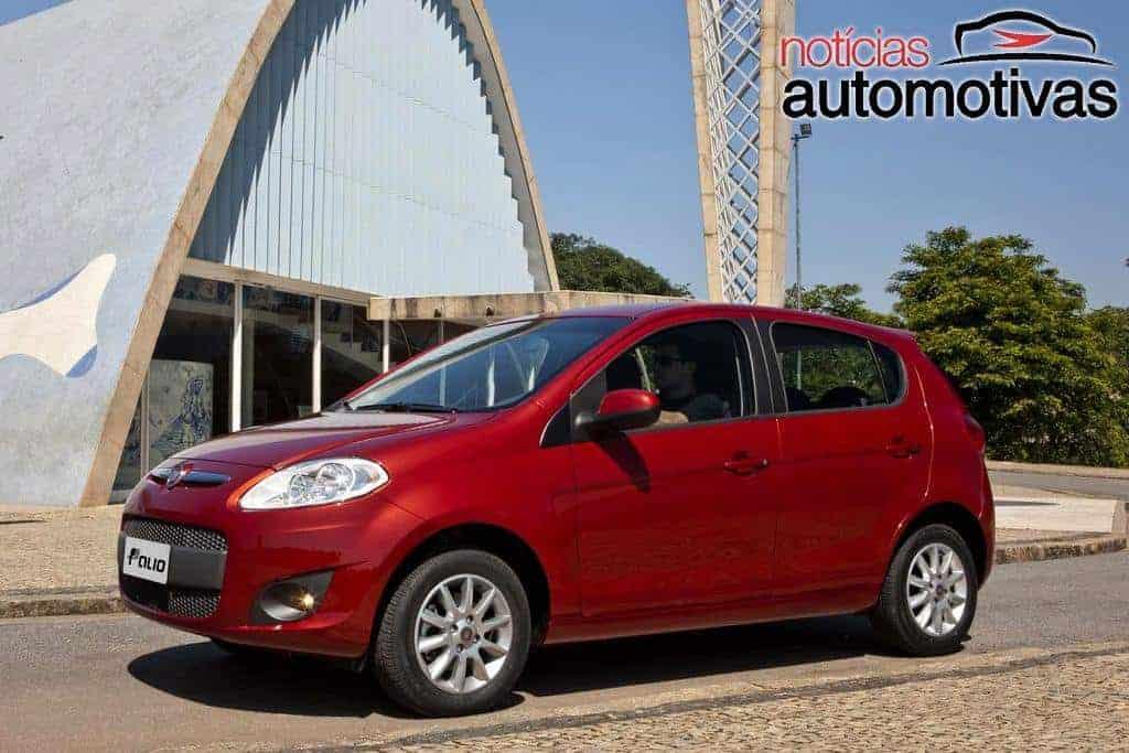 fiat-argo-drive-10-impressões-NA-48-1024x682 Os 10 carros com as piores relações peso/potência do Brasil