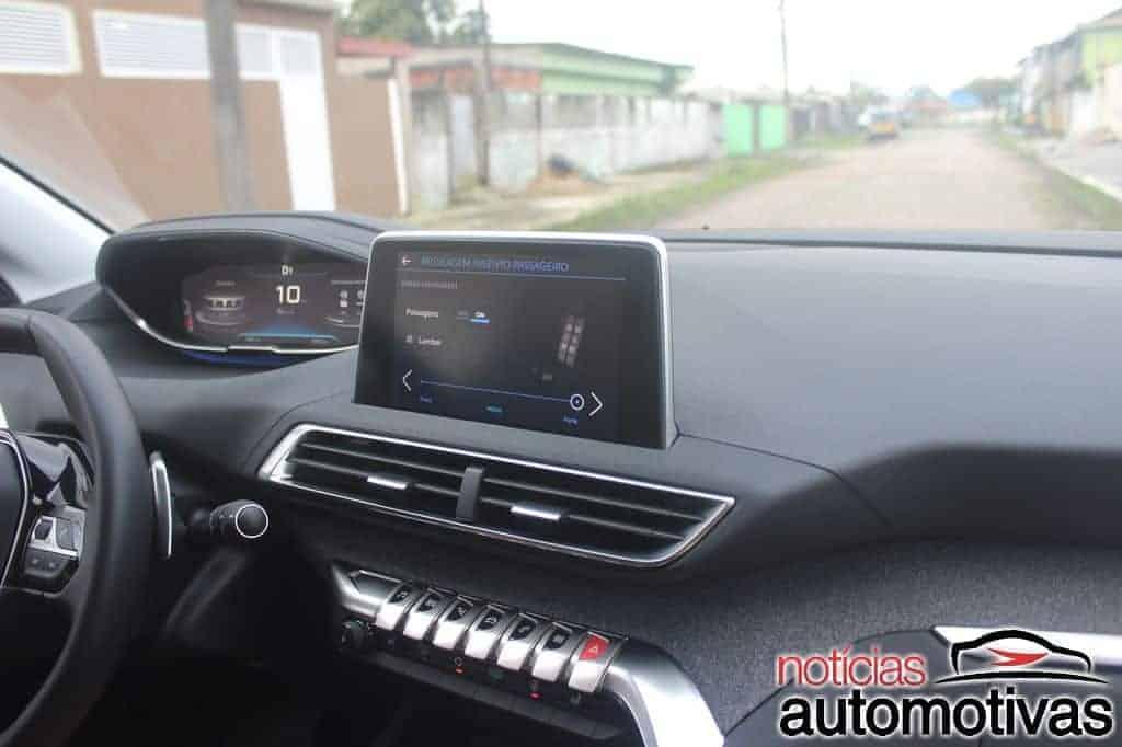 peugeot-3008-2018-avaliação-NA-28 Avaliação: Novo Peugeot 3008 2018 não é um SUV em sua totalidade, mas agrada muito