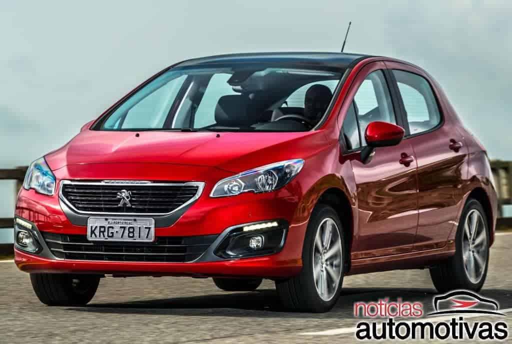 peugeot-308-2016-1 Peugeot 308 e 408 2017 estreiam com motor 1.6 THP em todas as versões