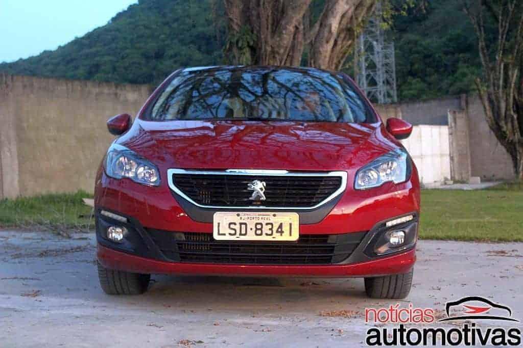 peugeot-308-thp-avaliação-NA-6 Avaliação: Peugeot 308 THP tem boa performance, mas peso da idade incomoda