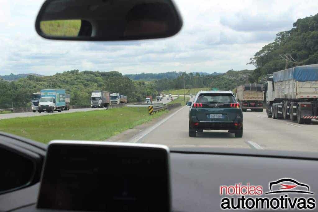 Peugeot 5008: Impressões ao dirigir