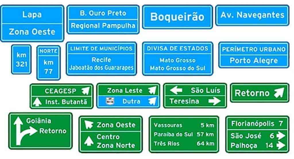 Placas de trânsito: quais são e seus significados