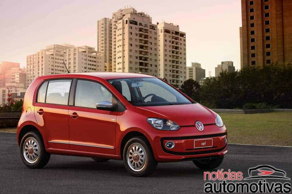 red-up-7 Novo Volkswagen up! 2014: tudo sobre o novo popular
