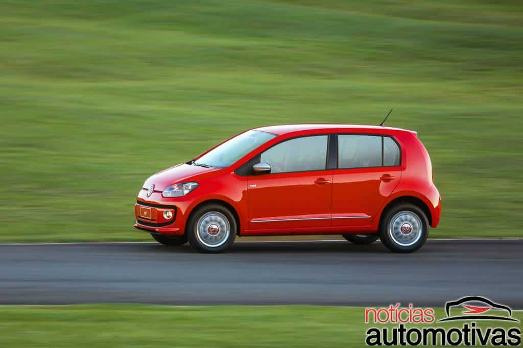 red up Novo Volkswagen up! 2014: tudo sobre o novo popular