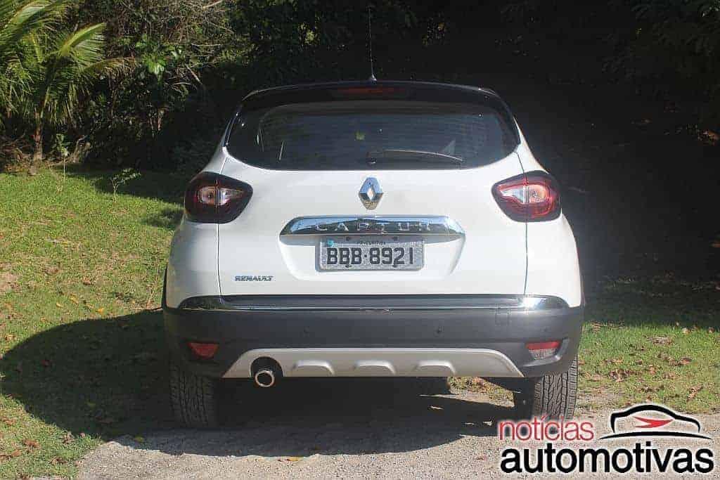 renault captur intense avaliação NA 25 - Avaliação: Renault Captur falha em eficiência e espaço