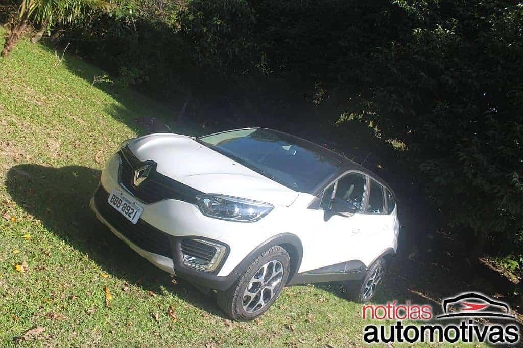 renault captur intense avaliação NA 31 - Avaliação: Renault Captur falha em eficiência e espaço