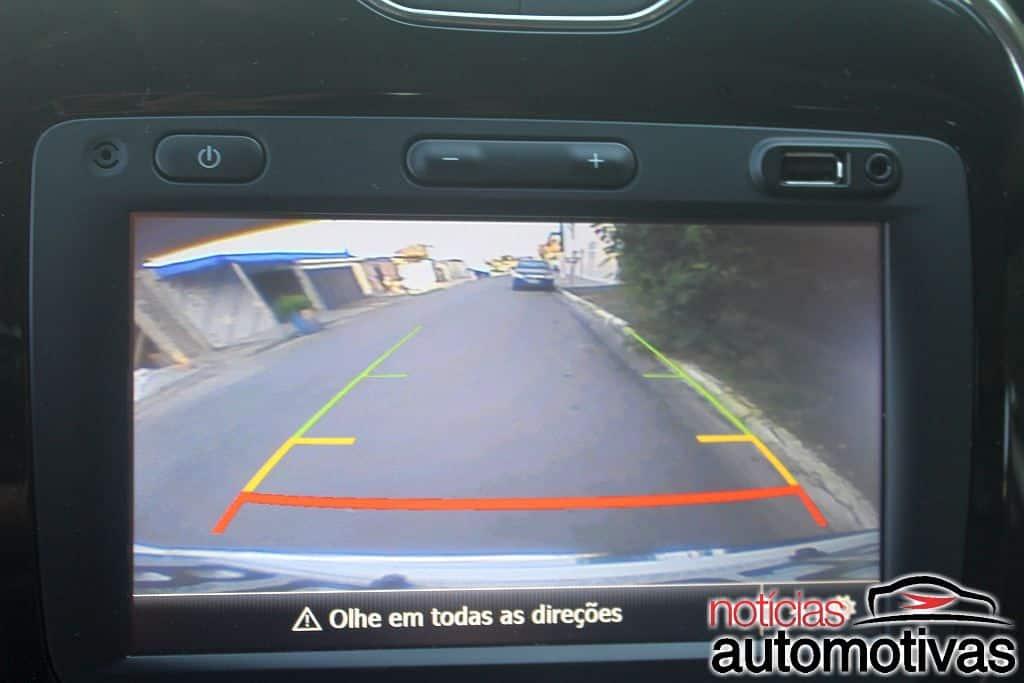 renault captur intense avaliação NA 60 - Avaliação: Renault Captur falha em eficiência e espaço