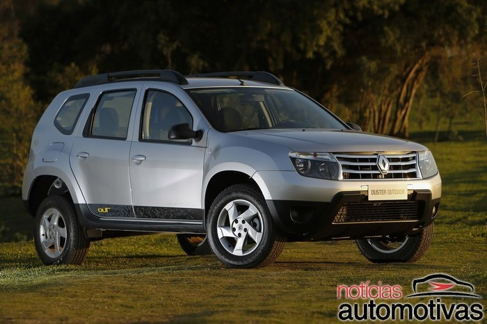 renault-duster-outdoor-2-700x466 Renault Duster estreia série limitada Outdoor 1.6