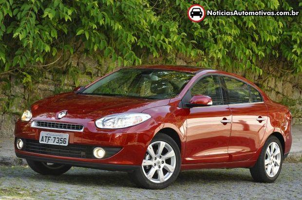 renault fluence privilege avaliacao completa auto press 1 Avaliação completa do Renault Fluence Privilege