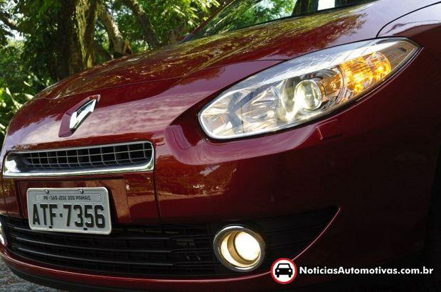 renault fluence privilege avaliacao completa auto press 7 Avaliação completa do Renault Fluence Privilege