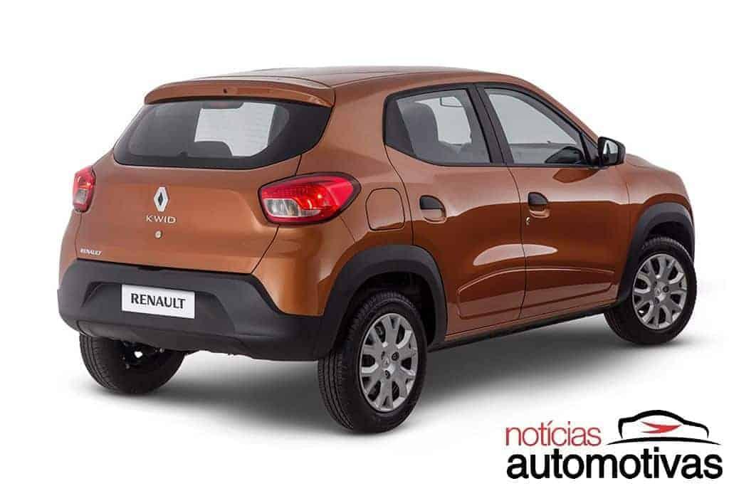 renault-kwid-2018-NA-47 Renault Kwid 2018 mantém preços da pré-venda e revela mais novidades