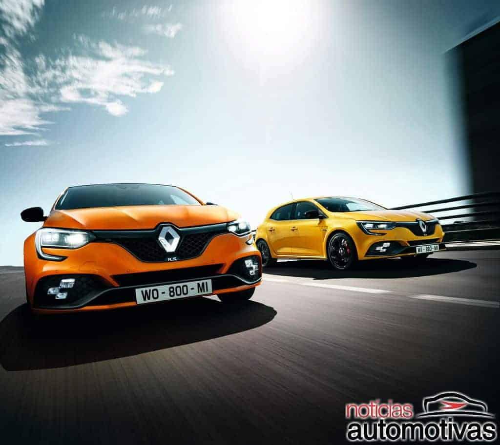 renault-megane-rs-2018-4 Renault: próximo Megane RS deve oferecer um sistema elétrico