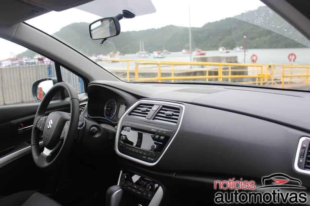 suzuki-s-cross-impressões-NA-10 Suzuki S-Cross chega com bom conteúdo e preços a partir de R$ 74.900