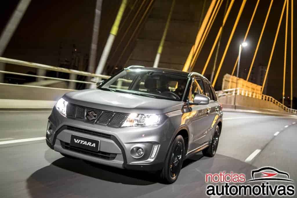 suzuki-vitara-2017-1 Suzuki Vitara 2017 é anunciado com opção de motor turbo e preços a partir de R$ 83.990