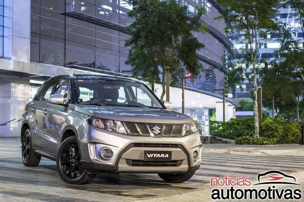suzuki-vitara-2017-42 Suzuki Vitara 2017 é anunciado com opção de motor turbo e preços a partir de R$ 83.990