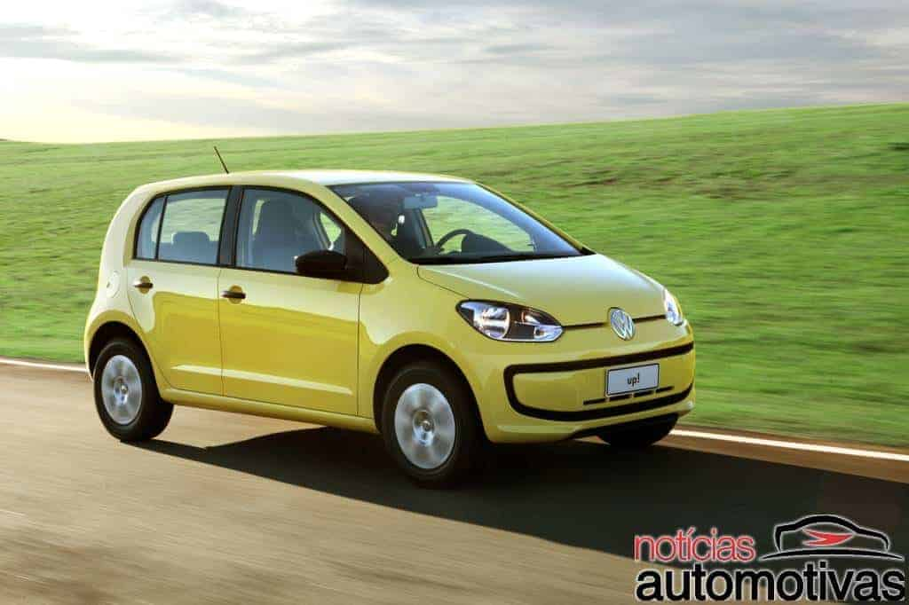 take up 3 Novo Volkswagen up! 2014: tudo sobre o novo popular