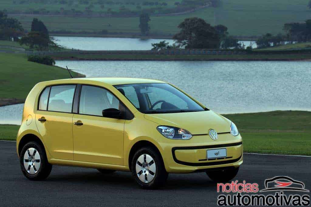 take up 6 Novo Volkswagen up! 2014: tudo sobre o novo popular