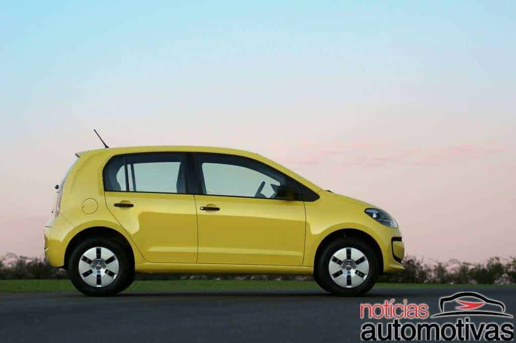 take up 7 Novo Volkswagen up! 2014: tudo sobre o novo popular