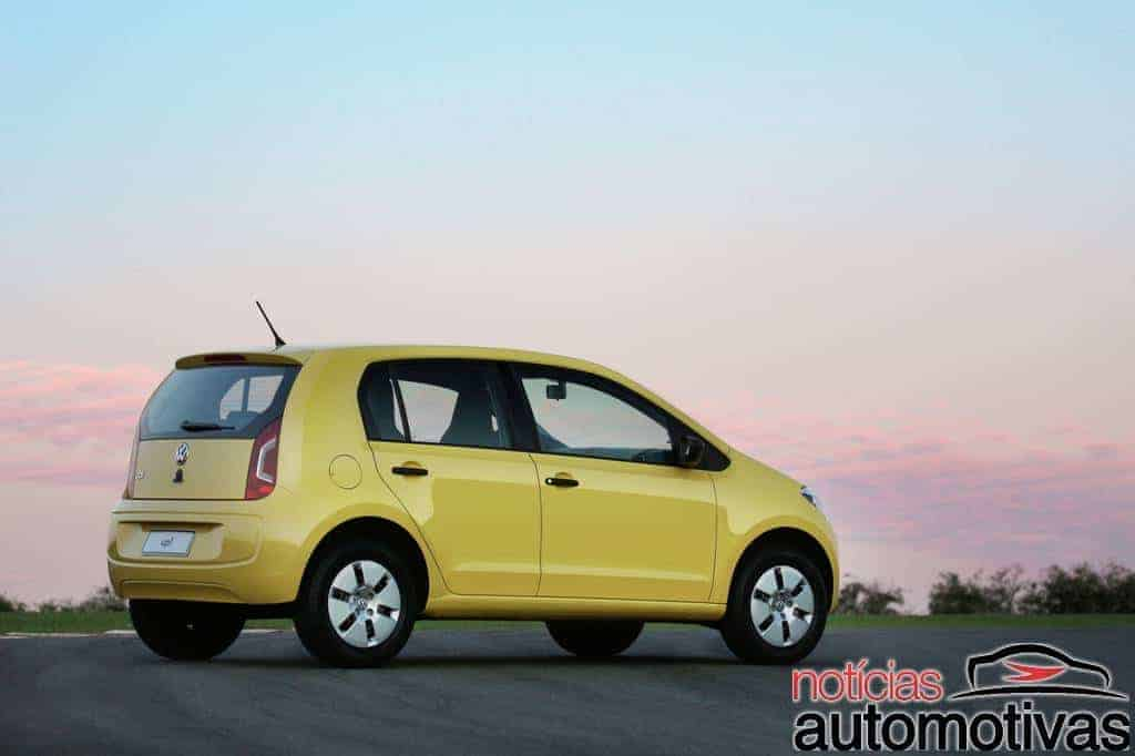 take up 8 Novo Volkswagen up! 2014: tudo sobre o novo popular