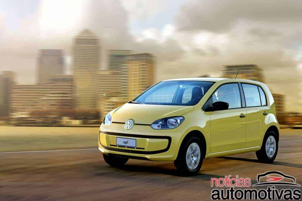 take up Novo Volkswagen up! 2014: tudo sobre o novo popular