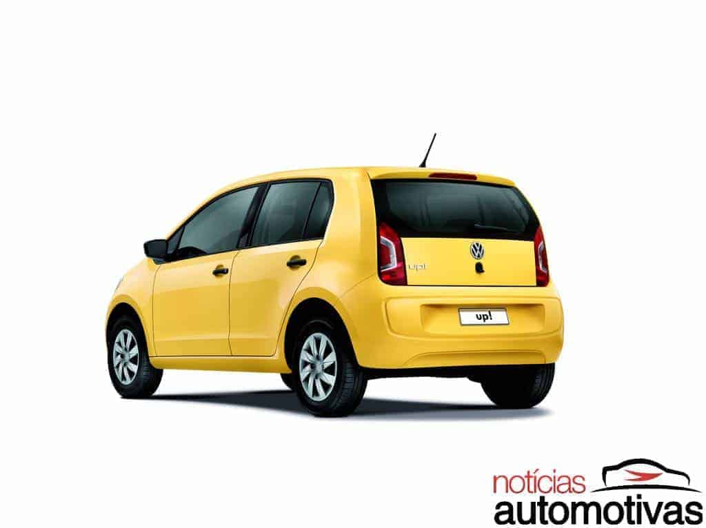 up exterior 1 Novo Volkswagen up! 2014: tudo sobre o novo popular