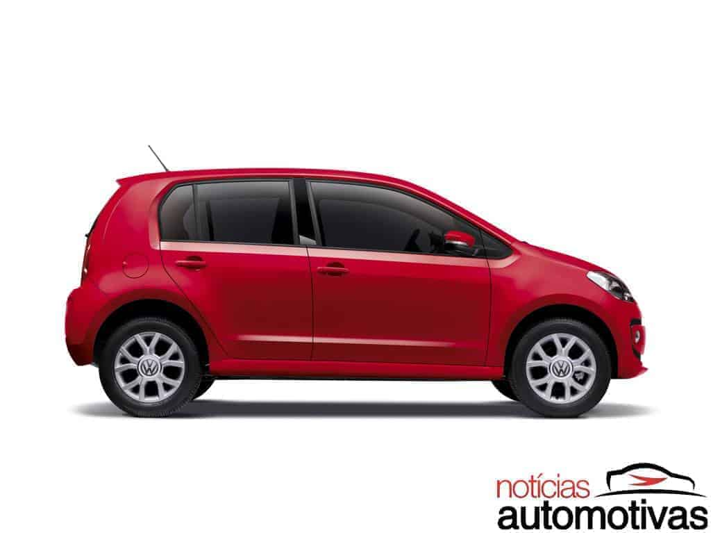 up exterior 6 Novo Volkswagen up! 2014: tudo sobre o novo popular